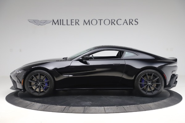 Used 2020 Aston Martin Vantage Coupe for sale $155,800 at Rolls-Royce Motor Cars Greenwich in Greenwich CT 06830 2