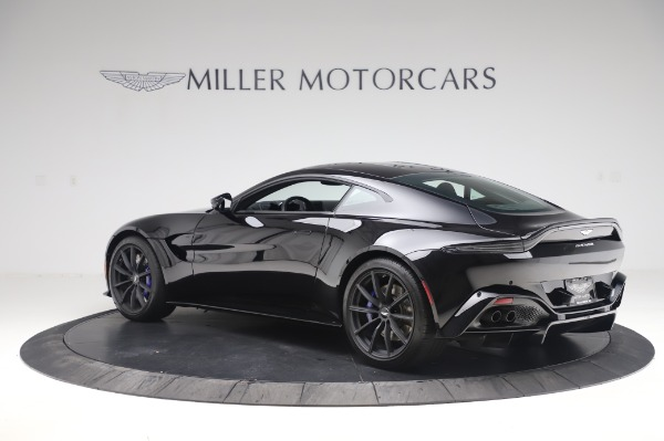 Used 2020 Aston Martin Vantage Coupe for sale $155,800 at Rolls-Royce Motor Cars Greenwich in Greenwich CT 06830 3