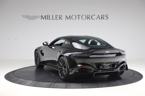 Used 2020 Aston Martin Vantage Coupe for sale $155,800 at Rolls-Royce Motor Cars Greenwich in Greenwich CT 06830 4