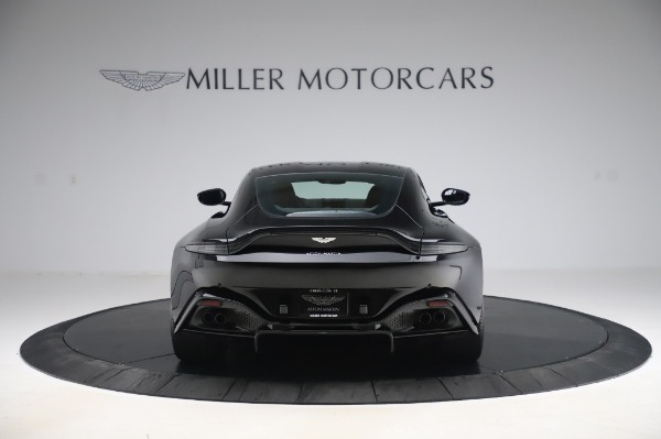 Used 2020 Aston Martin Vantage Coupe for sale $155,800 at Rolls-Royce Motor Cars Greenwich in Greenwich CT 06830 5