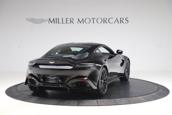 Used 2020 Aston Martin Vantage for sale $155,900 at Rolls-Royce Motor Cars Greenwich in Greenwich CT 06830 6