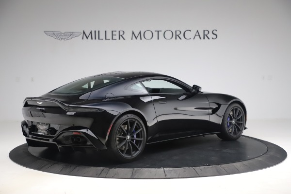 Used 2020 Aston Martin Vantage Coupe for sale $155,800 at Rolls-Royce Motor Cars Greenwich in Greenwich CT 06830 7