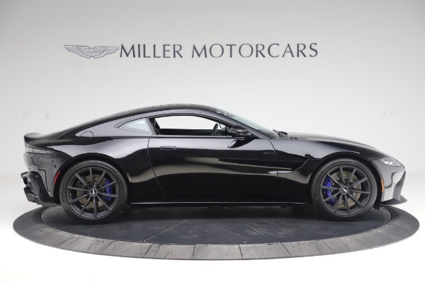 Used 2020 Aston Martin Vantage Coupe for sale $155,800 at Rolls-Royce Motor Cars Greenwich in Greenwich CT 06830 8