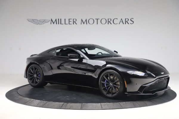 Used 2020 Aston Martin Vantage Coupe for sale $155,800 at Rolls-Royce Motor Cars Greenwich in Greenwich CT 06830 9