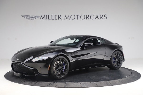 Used 2020 Aston Martin Vantage for sale $155,900 at Rolls-Royce Motor Cars Greenwich in Greenwich CT 06830 1
