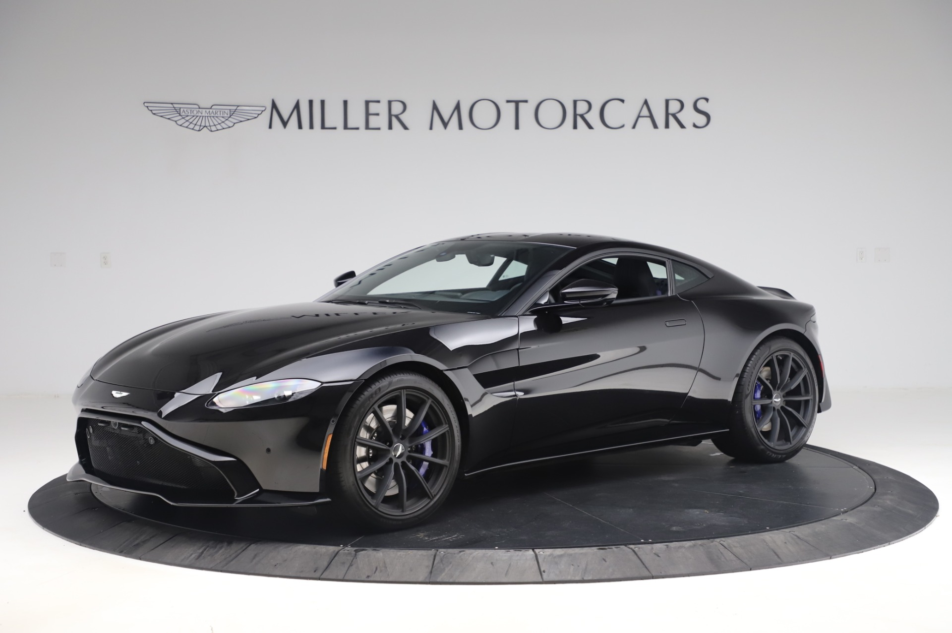 Used 2020 Aston Martin Vantage Coupe for sale $155,800 at Rolls-Royce Motor Cars Greenwich in Greenwich CT 06830 1