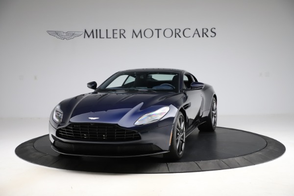 Used 2017 Aston Martin DB11 for sale Sold at Rolls-Royce Motor Cars Greenwich in Greenwich CT 06830 12