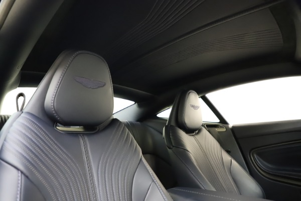 Used 2017 Aston Martin DB11 for sale Sold at Rolls-Royce Motor Cars Greenwich in Greenwich CT 06830 19