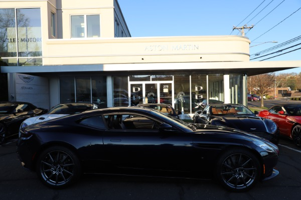 Used 2017 Aston Martin DB11 for sale Sold at Rolls-Royce Motor Cars Greenwich in Greenwich CT 06830 22