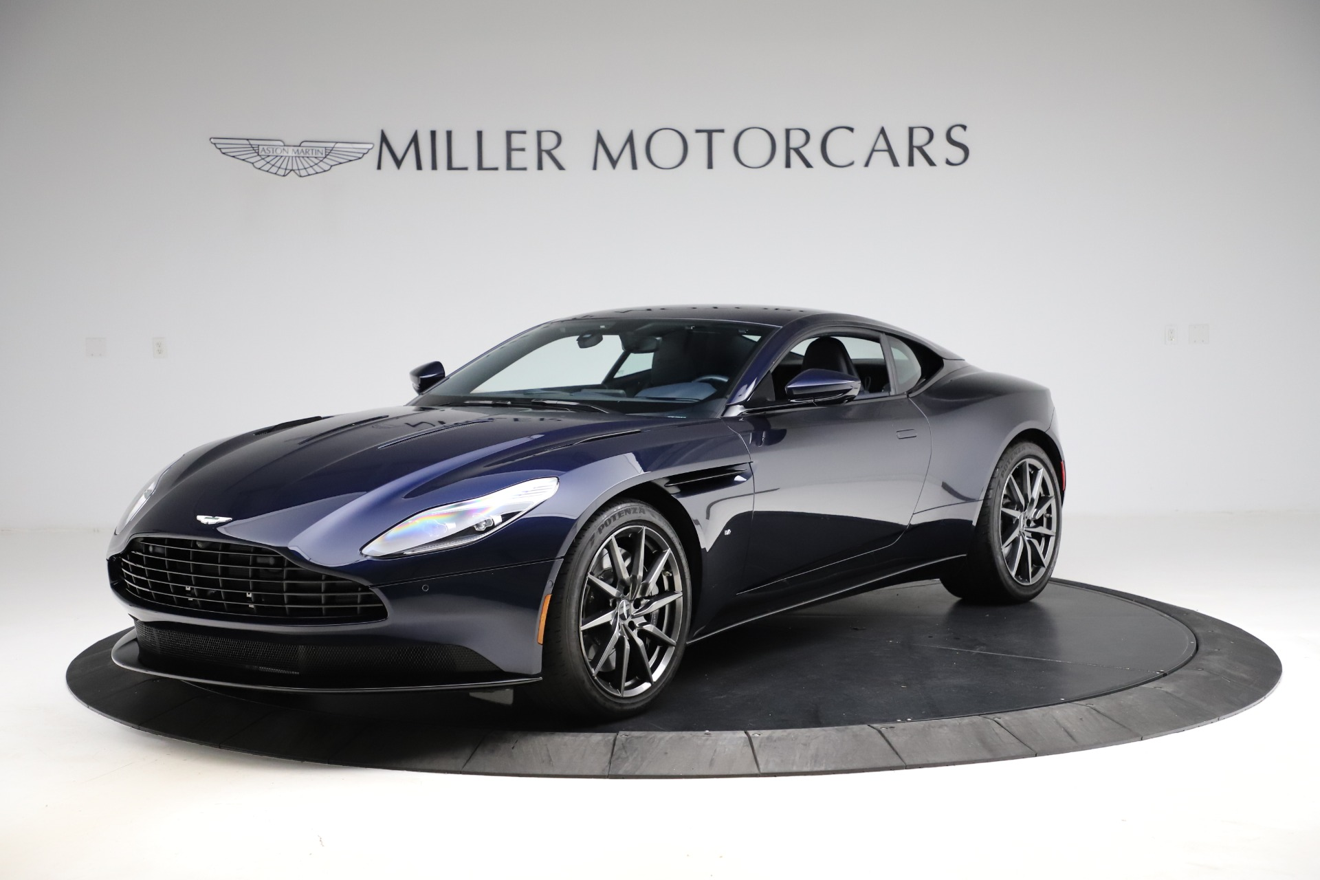 Used 2017 Aston Martin DB11 for sale $157,900 at Rolls-Royce Motor Cars Greenwich in Greenwich CT 06830 1