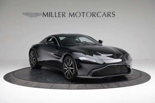 Used 2019 Aston Martin Vantage Coupe for sale $129,900 at Rolls-Royce Motor Cars Greenwich in Greenwich CT 06830 10