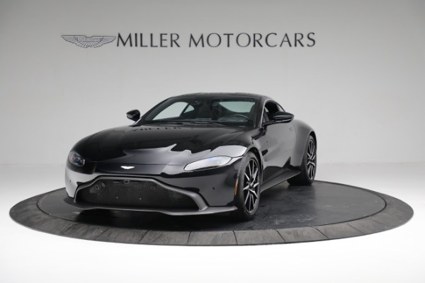 Used 2019 Aston Martin Vantage for sale $126,900 at Rolls-Royce Motor Cars Greenwich in Greenwich CT 06830 12