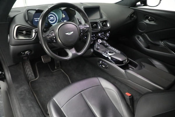 Used 2019 Aston Martin Vantage Coupe for sale $129,900 at Rolls-Royce Motor Cars Greenwich in Greenwich CT 06830 13