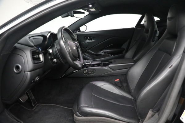 Used 2019 Aston Martin Vantage for sale $126,900 at Rolls-Royce Motor Cars Greenwich in Greenwich CT 06830 14