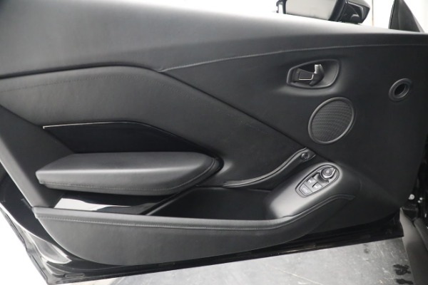 Used 2019 Aston Martin Vantage for sale $126,900 at Rolls-Royce Motor Cars Greenwich in Greenwich CT 06830 16