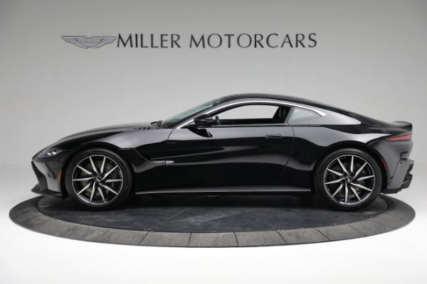 Used 2019 Aston Martin Vantage for sale $126,900 at Rolls-Royce Motor Cars Greenwich in Greenwich CT 06830 2