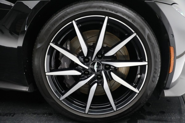 Used 2019 Aston Martin Vantage Coupe for sale $129,900 at Rolls-Royce Motor Cars Greenwich in Greenwich CT 06830 21