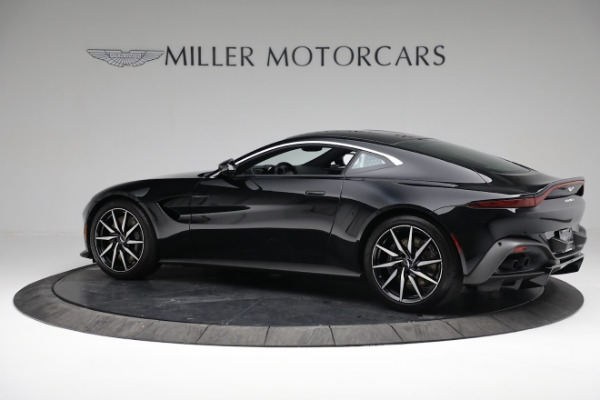 Used 2019 Aston Martin Vantage Coupe for sale $129,900 at Rolls-Royce Motor Cars Greenwich in Greenwich CT 06830 3