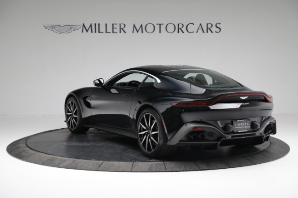 Used 2019 Aston Martin Vantage Coupe for sale $129,900 at Rolls-Royce Motor Cars Greenwich in Greenwich CT 06830 4