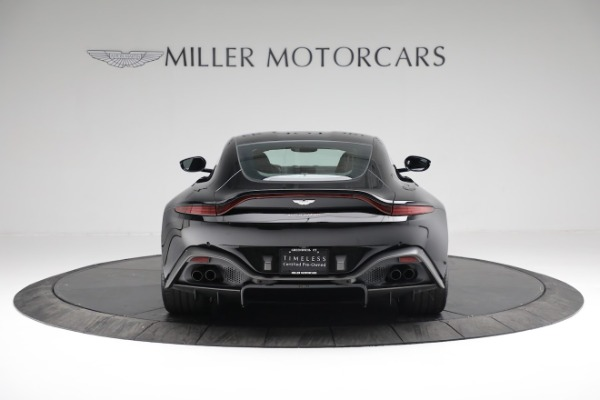 Used 2019 Aston Martin Vantage for sale $126,900 at Rolls-Royce Motor Cars Greenwich in Greenwich CT 06830 5