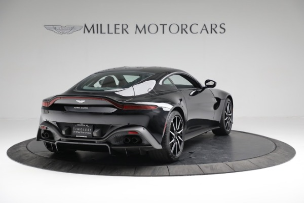 Used 2019 Aston Martin Vantage for sale $126,900 at Rolls-Royce Motor Cars Greenwich in Greenwich CT 06830 6