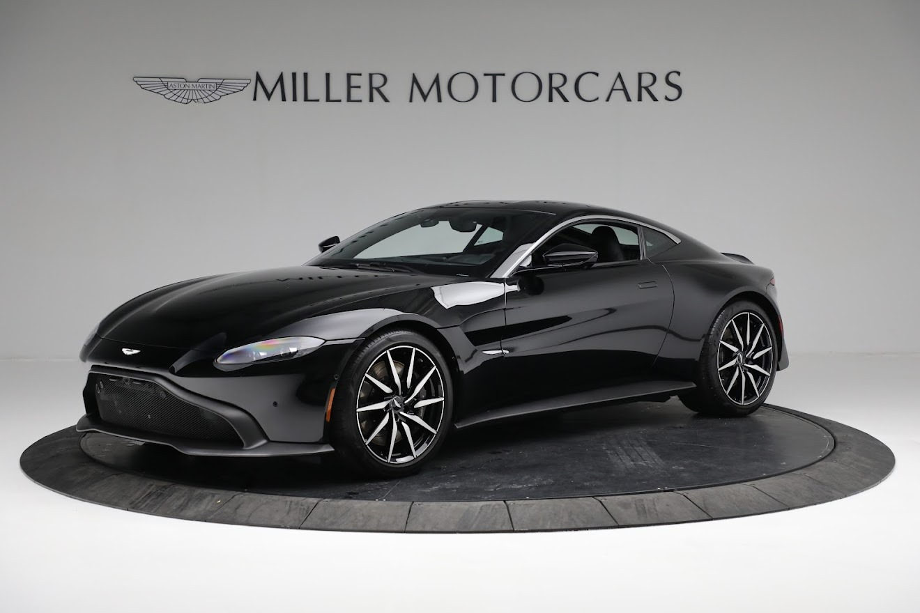 Used 2019 Aston Martin Vantage for sale $126,900 at Rolls-Royce Motor Cars Greenwich in Greenwich CT 06830 1