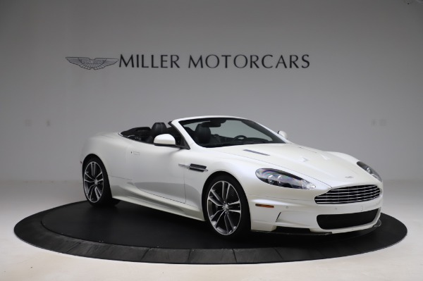 Used 2010 Aston Martin DBS Volante for sale $104,900 at Rolls-Royce Motor Cars Greenwich in Greenwich CT 06830 10