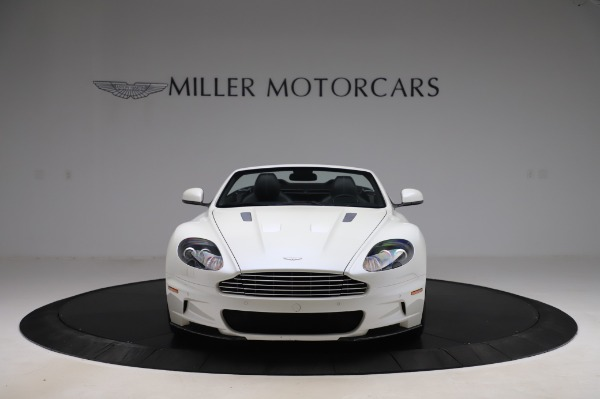 Used 2010 Aston Martin DBS Volante for sale $89,900 at Rolls-Royce Motor Cars Greenwich in Greenwich CT 06830 11