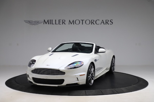 Used 2010 Aston Martin DBS Volante for sale $104,900 at Rolls-Royce Motor Cars Greenwich in Greenwich CT 06830 12