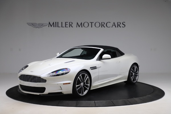 Used 2010 Aston Martin DBS Volante for sale $104,900 at Rolls-Royce Motor Cars Greenwich in Greenwich CT 06830 13