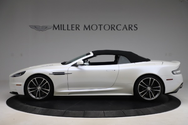 Used 2010 Aston Martin DBS Volante for sale $104,900 at Rolls-Royce Motor Cars Greenwich in Greenwich CT 06830 14