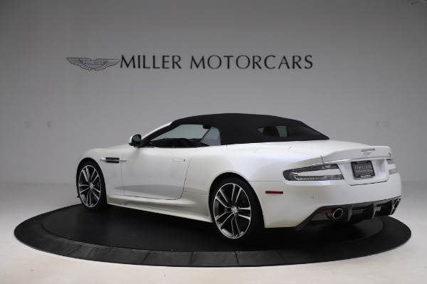 Used 2010 Aston Martin DBS Volante for sale $89,900 at Rolls-Royce Motor Cars Greenwich in Greenwich CT 06830 15