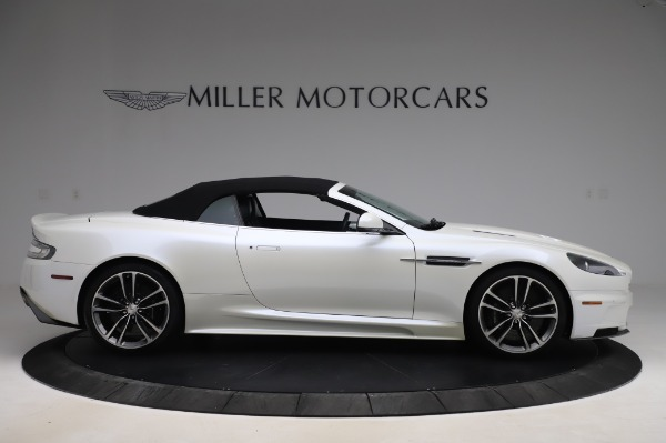 Used 2010 Aston Martin DBS Volante for sale $104,900 at Rolls-Royce Motor Cars Greenwich in Greenwich CT 06830 17