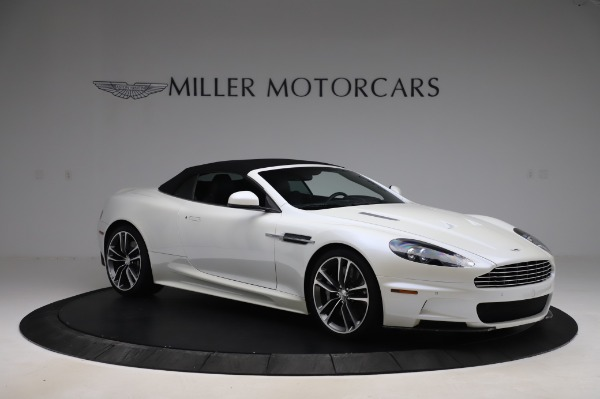 Used 2010 Aston Martin DBS Volante for sale $89,900 at Rolls-Royce Motor Cars Greenwich in Greenwich CT 06830 18