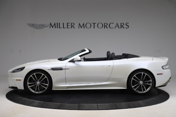 Used 2010 Aston Martin DBS Volante for sale $104,900 at Rolls-Royce Motor Cars Greenwich in Greenwich CT 06830 2