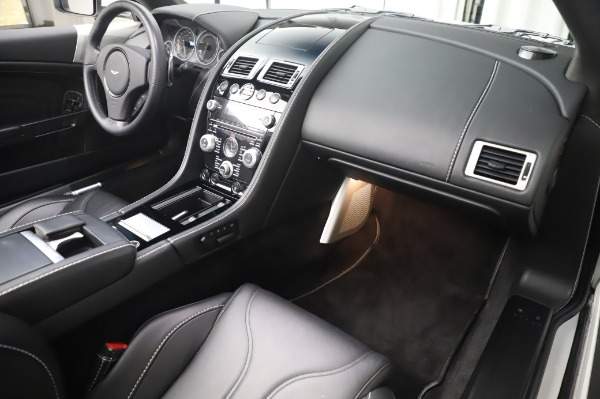 Used 2010 Aston Martin DBS Volante for sale $104,900 at Rolls-Royce Motor Cars Greenwich in Greenwich CT 06830 27