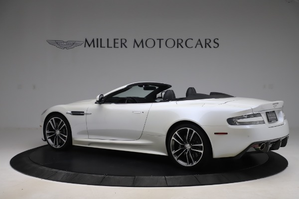 Used 2010 Aston Martin DBS Volante for sale $104,900 at Rolls-Royce Motor Cars Greenwich in Greenwich CT 06830 3