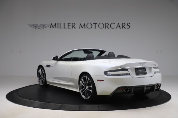 Used 2010 Aston Martin DBS Volante for sale $89,900 at Rolls-Royce Motor Cars Greenwich in Greenwich CT 06830 4