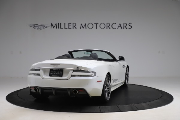 Used 2010 Aston Martin DBS Volante for sale $104,900 at Rolls-Royce Motor Cars Greenwich in Greenwich CT 06830 6