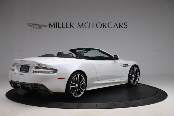 Used 2010 Aston Martin DBS Volante for sale $104,900 at Rolls-Royce Motor Cars Greenwich in Greenwich CT 06830 7