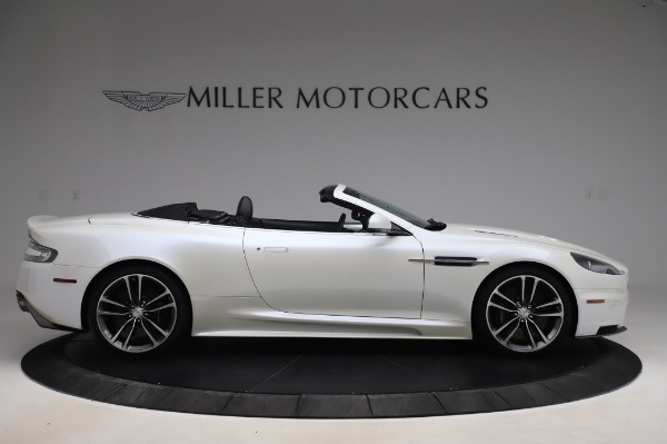 Used 2010 Aston Martin DBS Volante for sale $104,900 at Rolls-Royce Motor Cars Greenwich in Greenwich CT 06830 8