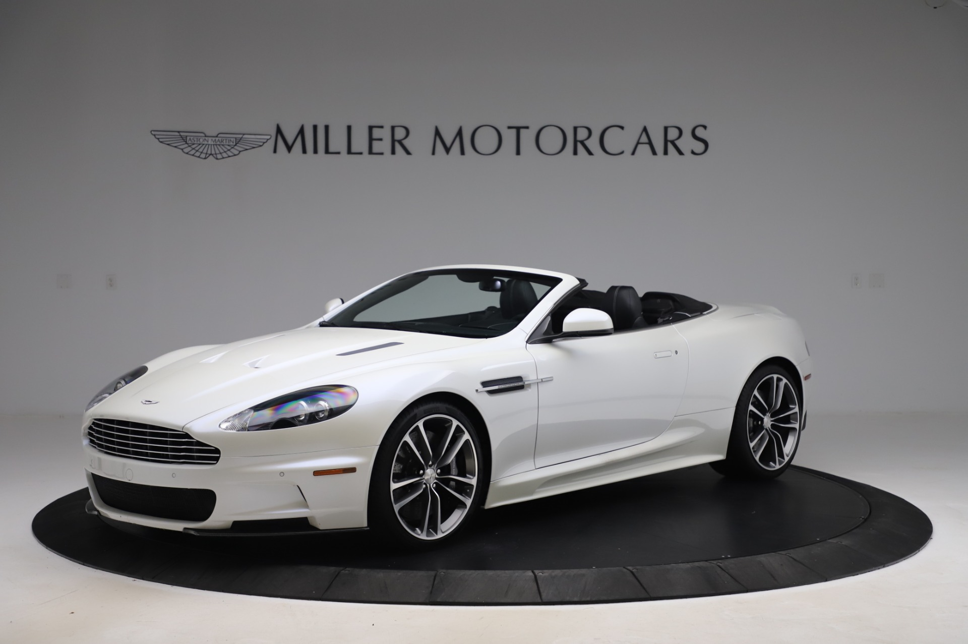 Used 2010 Aston Martin DBS Volante for sale $89,900 at Rolls-Royce Motor Cars Greenwich in Greenwich CT 06830 1