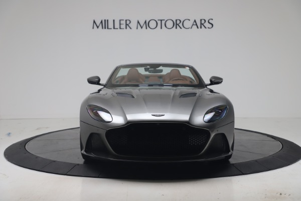 New 2020 Aston Martin DBS Superleggera Volante for sale $375,916 at Rolls-Royce Motor Cars Greenwich in Greenwich CT 06830 11