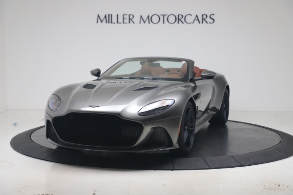 New 2020 Aston Martin DBS Superleggera Volante for sale $375,916 at Rolls-Royce Motor Cars Greenwich in Greenwich CT 06830 12