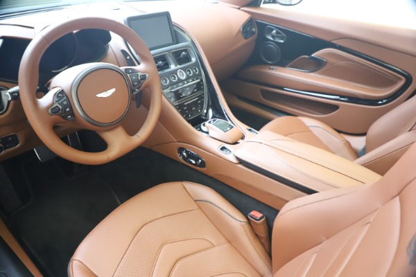 New 2020 Aston Martin DBS Superleggera Volante for sale $375,916 at Rolls-Royce Motor Cars Greenwich in Greenwich CT 06830 13