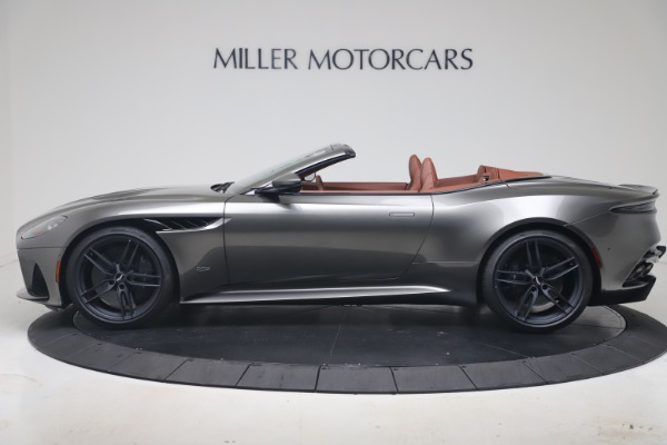 New 2020 Aston Martin DBS Superleggera Volante for sale $375,916 at Rolls-Royce Motor Cars Greenwich in Greenwich CT 06830 2