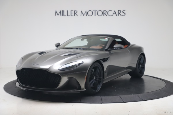 New 2020 Aston Martin DBS Superleggera Volante for sale $375,916 at Rolls-Royce Motor Cars Greenwich in Greenwich CT 06830 26