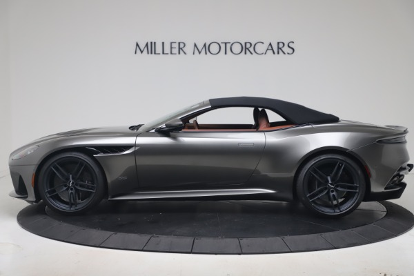 New 2020 Aston Martin DBS Superleggera Volante for sale $375,916 at Rolls-Royce Motor Cars Greenwich in Greenwich CT 06830 27