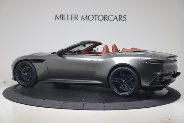 New 2020 Aston Martin DBS Superleggera Volante for sale $375,916 at Rolls-Royce Motor Cars Greenwich in Greenwich CT 06830 3