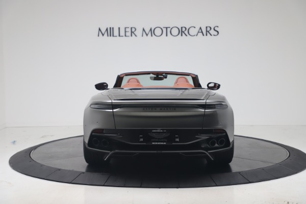 New 2020 Aston Martin DBS Superleggera Volante for sale $375,916 at Rolls-Royce Motor Cars Greenwich in Greenwich CT 06830 5